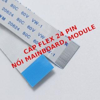 [Mã ELORDER5 giảm 10k đơn 20k] Cáp phẳng AWM 20624 24 pin thay cáp Xinya CviLux HAMBURG-SH-HF High-Tek JI-HAW AWM 20706