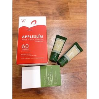 Kẹo Giấm Táo AppleSlim chính hãng ( tặng set gội xã mini )
