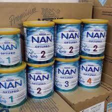 [Date 2022] Sữa Nan Nga số 1 800g mẫu HMO