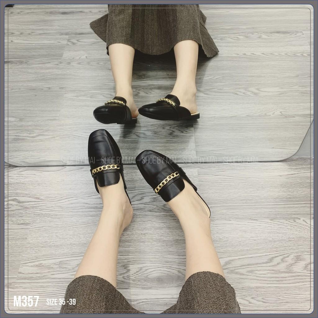 Giày sục nữ M357 SHOEBYMAI