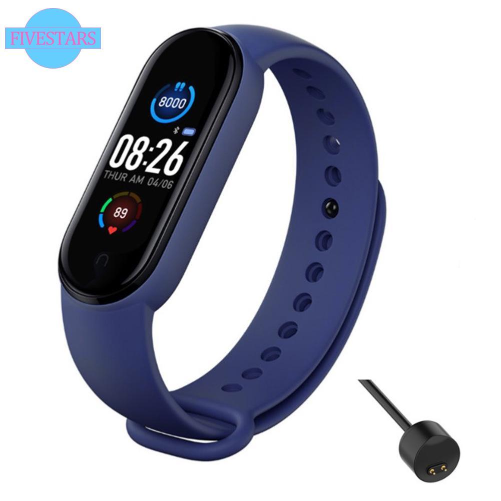 Vòng Đeo Tay Thông Minh M5 Kết Nối Bluetooth Theo Dõi Sức Khỏe