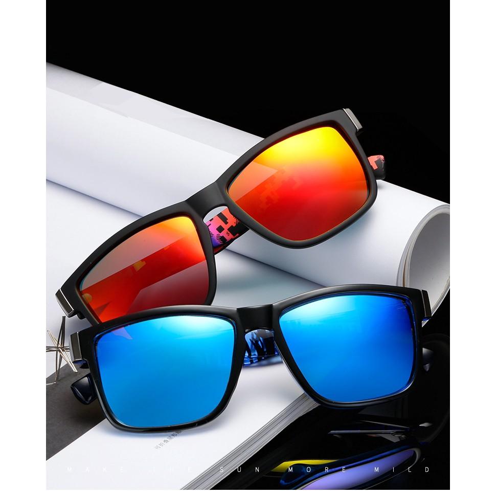 Kính mát Unisex D23 thời trang ⭐Freeship⭐chống tia UV, phân cực