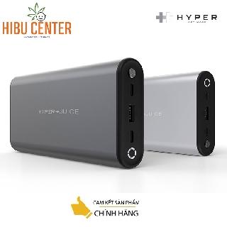 [Cho Macbook, Sử Dụng USB-C] Sạc Dự Phòng Hyperjuice 27000 Mah 130W USB-C HJ307 – Follow HIBUCENTER Giảm 5%