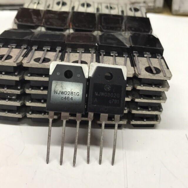 Cặp sò công suất NJW0281 và NJW0302 khuếch đại âm thanh - 3392654 , 1031625973 , 322_1031625973 , 48000 , Cap-so-cong-suat-NJW0281-va-NJW0302-khuech-dai-am-thanh-322_1031625973 , shopee.vn , Cặp sò công suất NJW0281 và NJW0302 khuếch đại âm thanh