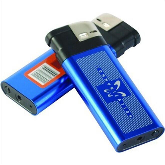 Camera hình bật lửa Elitek ECL-4150HD (Xanh)