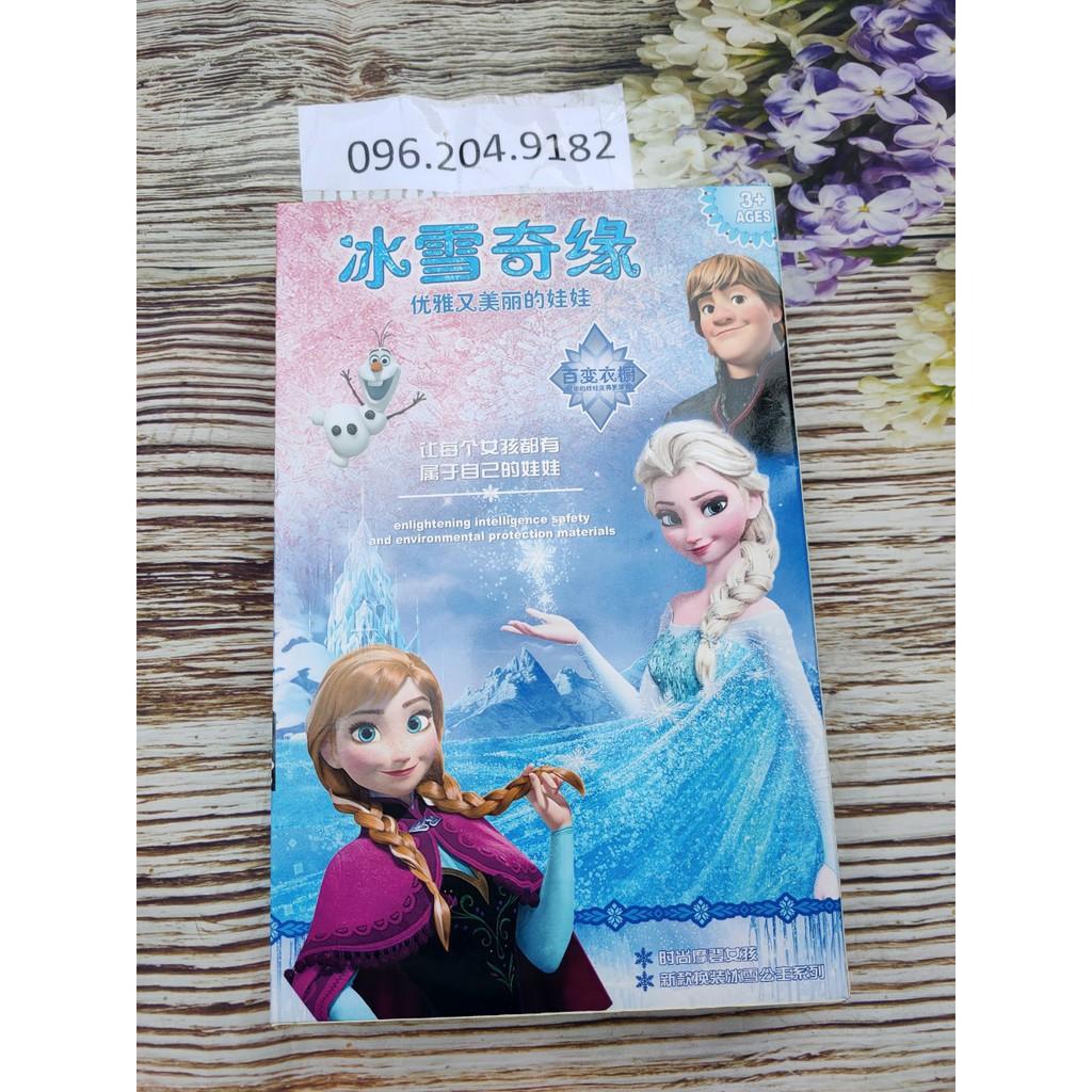 Đồ Chơi Búp Bê công chúa Elsa cao cấp giá rẻ nhất