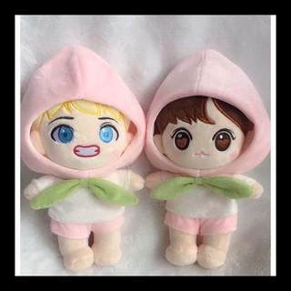 (Full đồ) Doll V doll bts búp bê đào