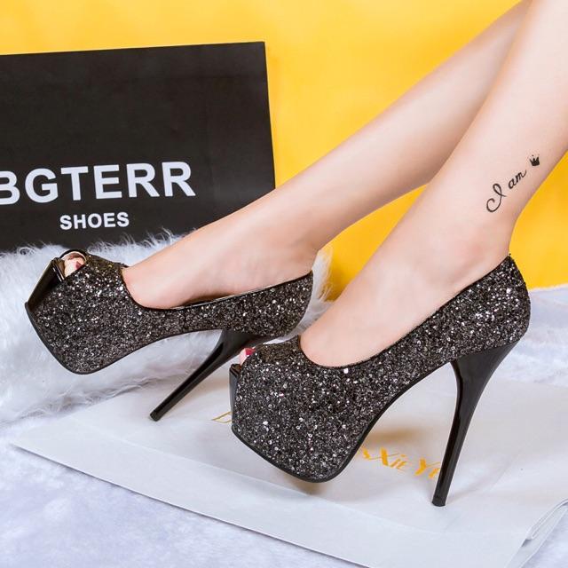 Giày cao gót kim tuyến, giày cao gót nữ ánh kim, giày dự tiệc, giày cao gót nữ đẹp - 3004254 , 301096631 , 322_301096631 , 800000 , Giay-cao-got-kim-tuyen-giay-cao-got-nu-anh-kim-giay-du-tiec-giay-cao-got-nu-dep-322_301096631 , shopee.vn , Giày cao gót kim tuyến, giày cao gót nữ ánh kim, giày dự tiệc, giày cao gót nữ đẹp