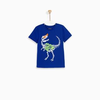 Áo bé trai-T-rex Bone M.D.K