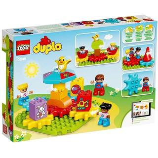 Đồ Chơi Xếp Hình LEGO DUPLO 10845 Vòng Xoay Đầu Tiên Của Bé [New Sealed, Chính Hãng]