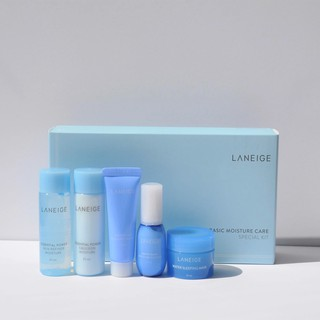 Bộ Dưỡng Ẩm Laneige Basic Moisture Care Special Kit thumbnail