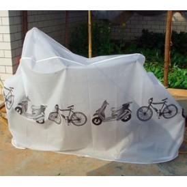 BÁN SỈ - Bạt Trùm Xe máy, Xe đạp Chống Mưa - Nắng (Loại Đẹp) - M01