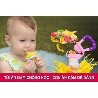 Núm Ăn Dặm Cho Bé