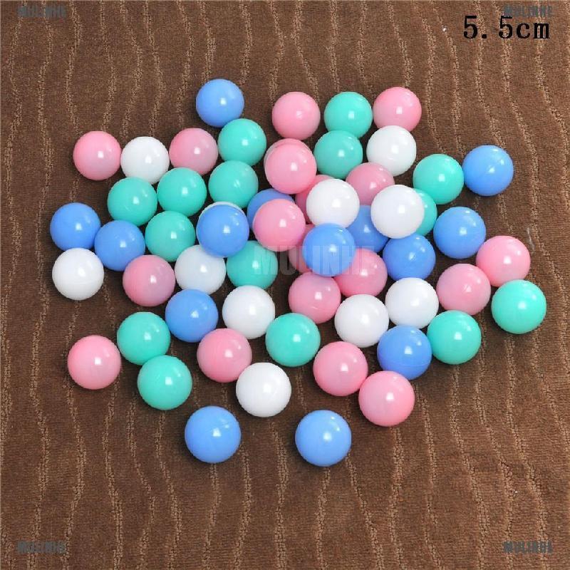Set 20 Quả Bóng Nhựa Đồ Chơi Cho Bé 5.5/7cm