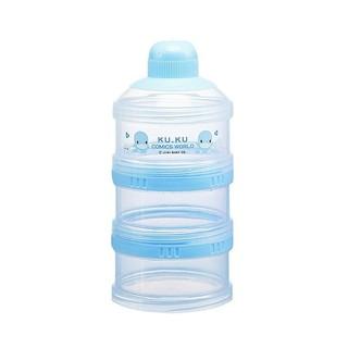 Hộp chia sữa 3 ngăn Kuku Ku-5318. V715