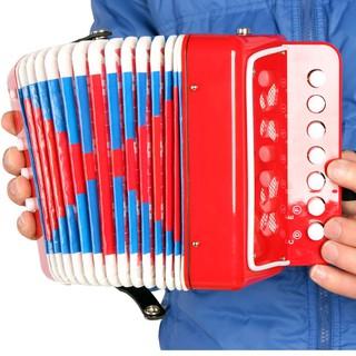 Đồ chơi âm nhạc đàn Accordion 7 Phím cho bé