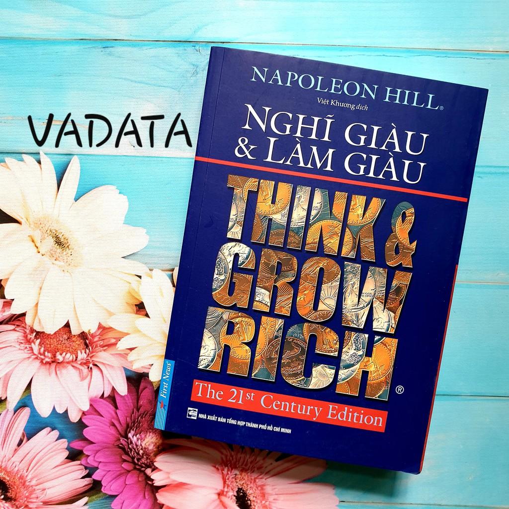 Sách - Think & Grow Rich - Nghĩ Giàu Và Làm