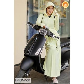 Combo Áo và Chân Váy Chống Nắng Laroma tặng kèm khẩu trang laroma
