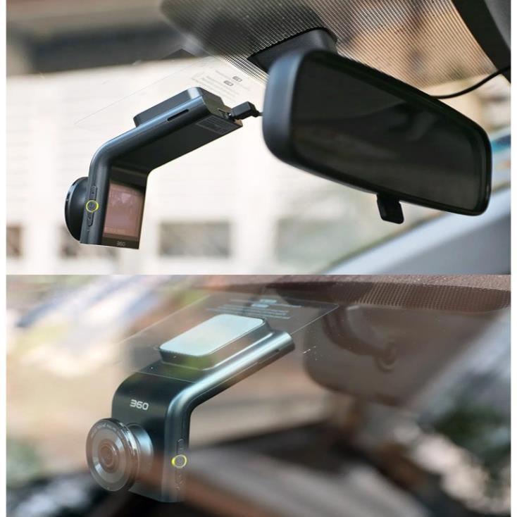 [Mã ELTECHZONE giảm 5% đơn 500K] Qihoo 360 G300H Camera hành trình xe hơi Bản Quốc Tế