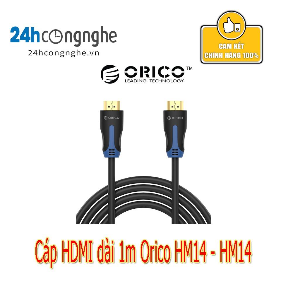 Cáp HDMI Orico HM14-10-BK dài 1.0m