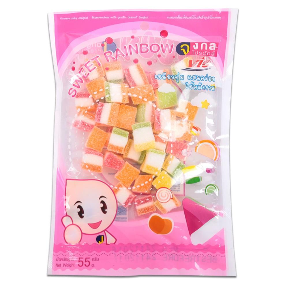 Kẹo Dẻo Jongkol Thái Lan 500g