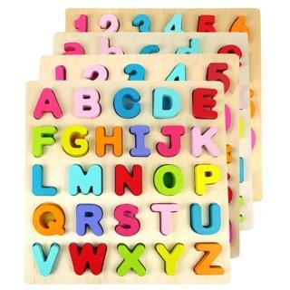 Bảng chữ cái và chữ số nổi