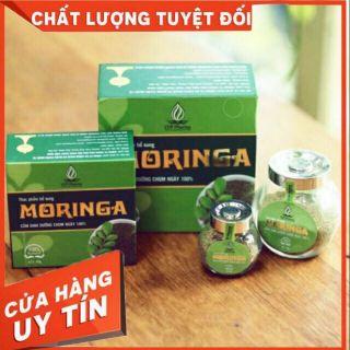 Cốm dinh dưỡng chùm ngây Moringa 100% tự nhiên