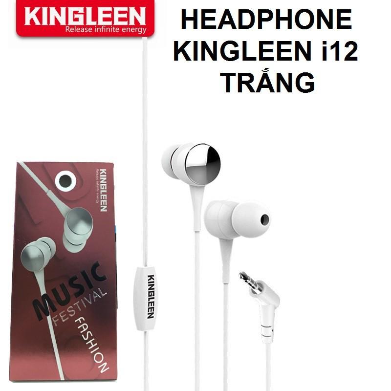 Tai nghe-Tai phone Kingleen i12