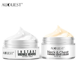 AUQUEST 5 Seconds Wrinkle and Neck Wrinkle Cream 20g+30g thumbnail