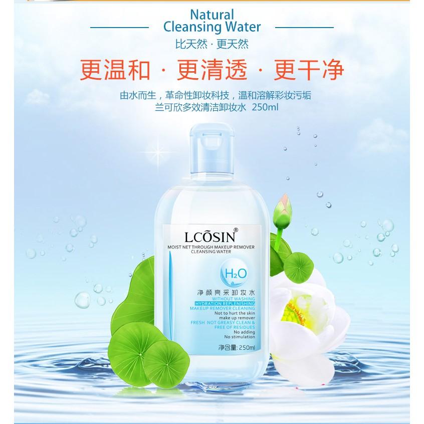 Nước tẩy trang Lcosin
