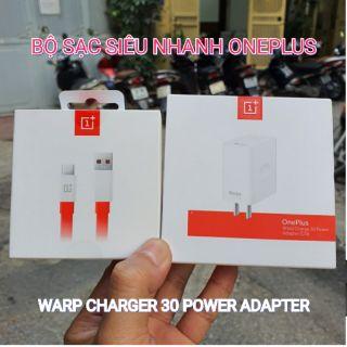 Bộ sạc nhanh OnePlus Warp Charge 30 Power Adapter [ CHÍNH HÃNG ] thumbnail