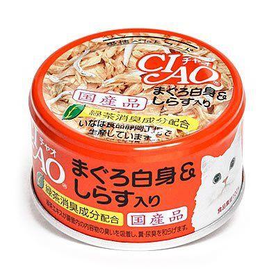 Pate cho mèo Ciao vị cá ngừ và cá cơm ( 85g ) - 3438090 , 1254765952 , 322_1254765952 , 35000 , Pate-cho-meo-Ciao-vi-ca-ngu-va-ca-com-85g--322_1254765952 , shopee.vn , Pate cho mèo Ciao vị cá ngừ và cá cơm ( 85g )