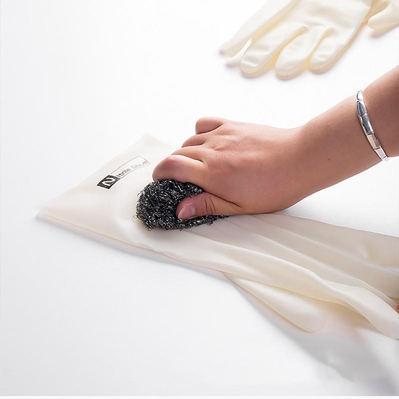 Găng tay cao su siêu dai làm bếp làm vườn, 2397