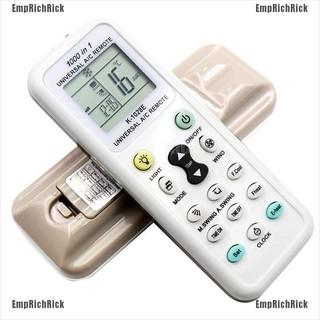 Điều khiển từ xa không dây K-1028E chuyên dụng với màn hình LCD cho máy điều hòa thumbnail