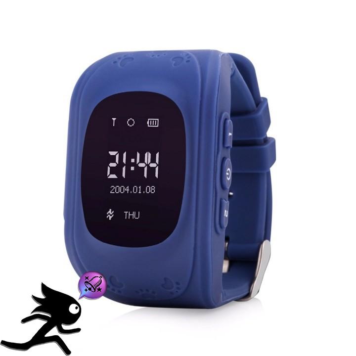 Đồng hồ định vị trẻ em giá rẻ Q50 chính hãng Wonlex