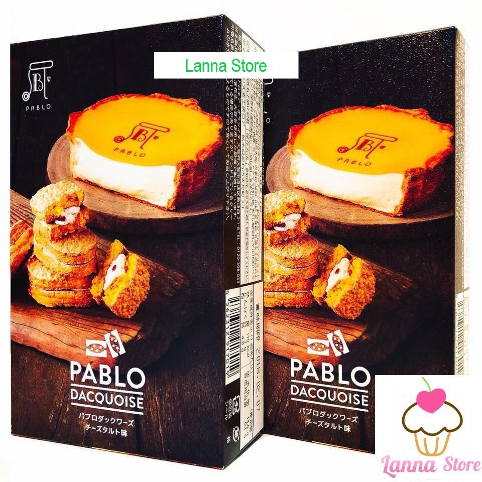 Bánh PABLO DACQUOISE - Nhật Bản