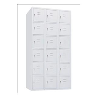 Tủ Sắt Sơn Tĩnh Điện 18 Khoang – Tủ Locker Khối 18 Hộc