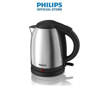 Bình đun siêu tốc Philips HD9306 1.5L - Hàng chính hãng thumbnail