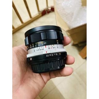 Lens konica hexanon 28f3.5 ngàm AR, 28mm f3.5 thumbnail