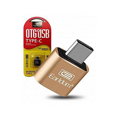 Đầu chuyển đổi USB OTG Earldom OT18 -dc2837