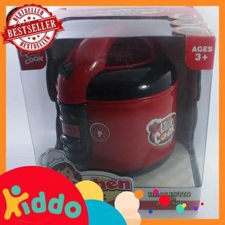 [đồ chơi trẻ em] Đồ chơi trẻ em nhà bếp nồi cơm điện