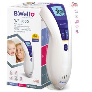 Nhiệt kế hồng ngoại đo trán B.Well Swiss WF-5000