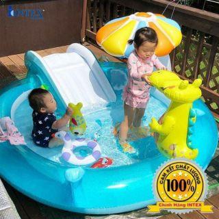 Bể bơi Intex Cá Sấu