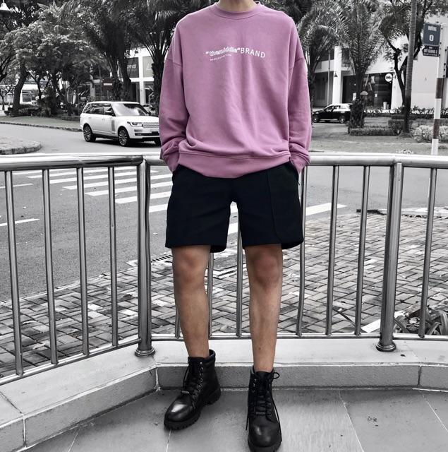 Áo Sweater Basic | WebRaoVat