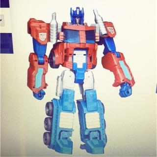 Robot Optimus Prime Hasbro