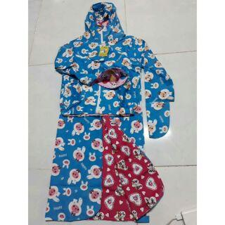 áo, váy chống nắng bé gái thumbnail