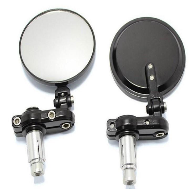Gương xe máy gương gù xe máy classic gương gù gắn ghi đông