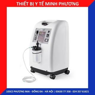 [Chính hãng có bảo hành] Máy tạo oxy JMC5A Ni 5L JUMAO đầy đủ giấy tờ nhập khẩu thumbnail