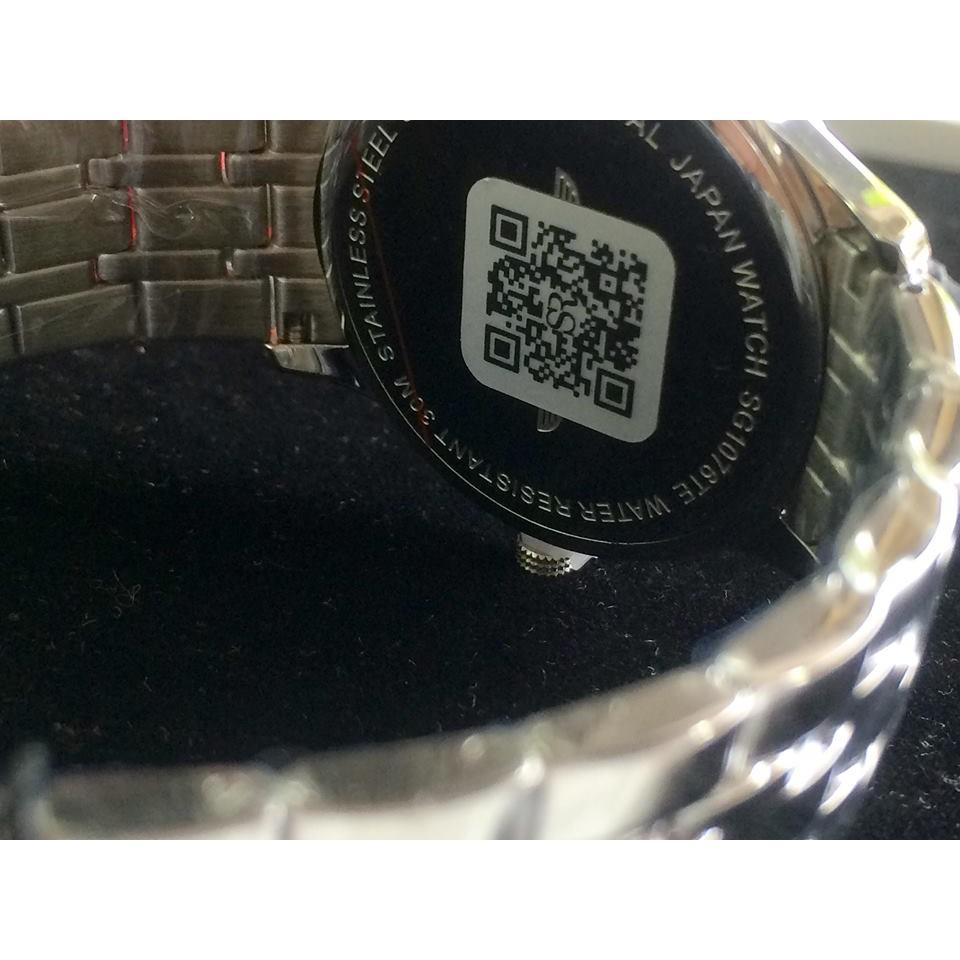 Đồng Hồ đôi SRWatch SG1076.1101TE - SL1076.1101TE - Sapphire - Quartz (Pin) - Dây ki