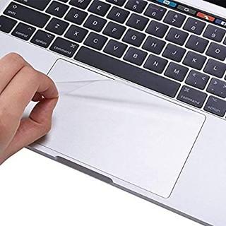 Miếng dán Trackpad trong suốt cho Macbook (đủ dòng)